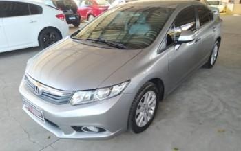 Honda civic lxs 1.8 flexone
