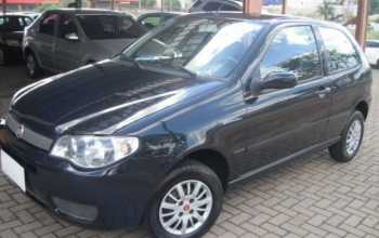 Fiat Palio 2010 ECONOMY FIRE 1.0 FLEX 7.5 2P Manual Azul