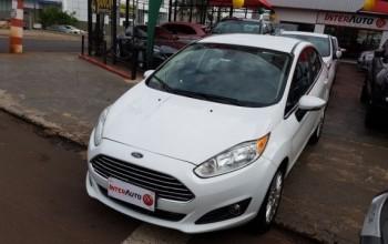 Ford fiesta sedan titanium powershift 1.6 sd