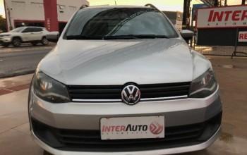 Volkswagen saveiro trendline