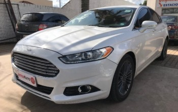 Ford fusion fwd