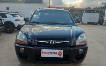 Hyundai tucson gls b gasolina