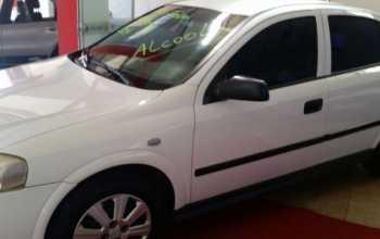 Chevrolet Astra Sedan 2004 1.8 GL mpfi 4P Manual Branco