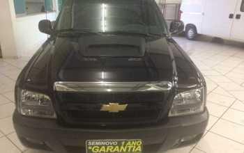 Chevrolet S10 2011 CAB DULPA RODEIO FLEX 2.4 COMPLETA 4P Manual Outra