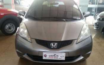 Honda Fit 2010 LX 1.4 FLEX 4P Manual Cinza