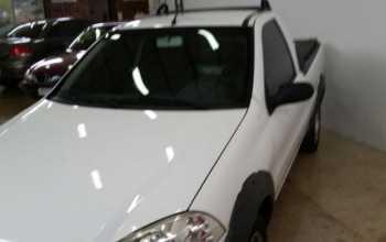 Fiat Strada 2010 WORKING 1.4 CAB SIMPLES 2P Manual Branco