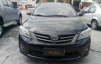 Toyota Corolla 2013 2.0 Xei 4P Automático Preto