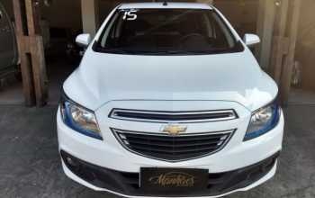 Chevrolet Onix 2015 1.4 ltz 4P Automático Branco