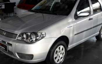 Fiat Palio 2010 1.0 CELEBRATION 4P Manual Prata