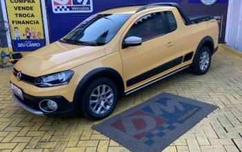 Volkswagen saveiro cross 1.6 16v msi ce (flex) 2015