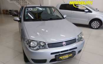 Fiat Palio 2010 FIRE ECONOMY(CELEBRATION2) 1.0 4P Manual Prata