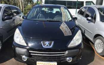 Peugeot 307 2006 FELINE 4P Automático Outra