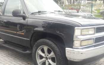 Chevrolet Silverado 1997 TURBO 2P Manual Outra