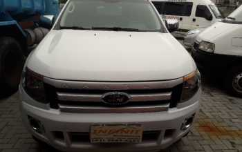 Ford Ranger 2015 XL CD 4X4 4P Manual Branco