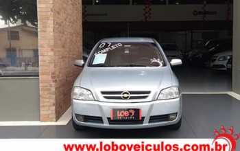Chevrolet Astra Hatch 2007 Advantage 2.0 4P Manual Prata