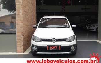Volkswagen Saveiro 2014 Cross CE 1.6 2P Manual Branco