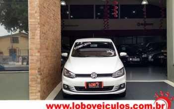 Volkswagen Fox 2017 Comfortline 1.6 4P Manual Branco