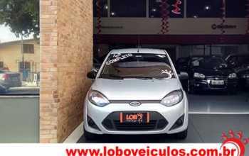 Ford Fiesta Rocam 2012 Class 1.6 4P Manual Prata