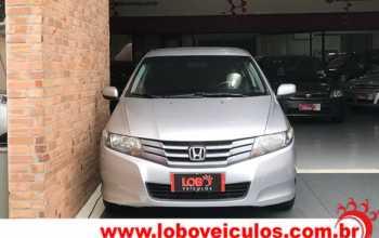 Honda City 2011 DX 1.5 4P Manual Prata