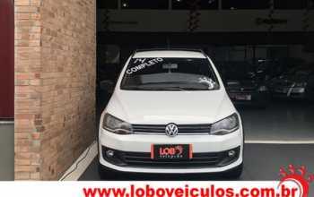 Volkswagen Saveiro 2014 Trooper 1.6 CE 4P Manual Branco