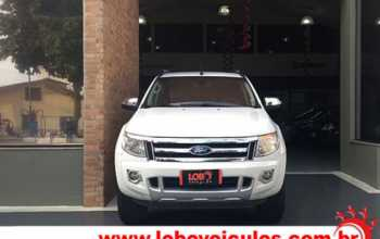 Ford Ranger 2014 Limited 2.5 4P Manual Branco