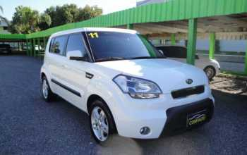 KIA Soul 2011 EX 1.6 4P Manual Branco