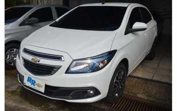 Chevrolet Onix 2016 LTZ 1.4 4P Automático Branco