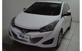 Hyundai HB 20 2014 FLEX 1.0 4P Manual Branco