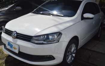 Volkswagen Voyage 2015 CL MA 4P Manual Branco