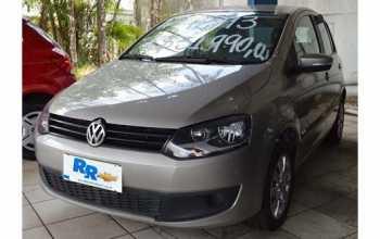 Volkswagen Fox 2013 1.6 GII 4P Manual Prata