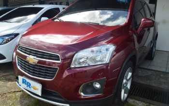 Chevrolet Tracker 2015 LTZ AT Automático Vermelha
