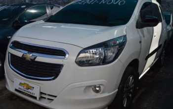 Chevrolet Spin 2014 1.8 Advantage 4P Manual Branco