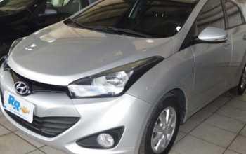 Hyundai HB 20 2014 1.0M COMFORT 4P Manual Prata