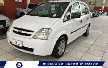Chevrolet Meriva 2011 1.8 4P JOY FLEX Semiautomatico Branco