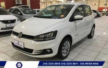 Volkswagen Fox 2015 1.6 4P COMFORTLINE FLEX Manual Branco