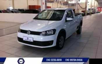 Volkswagen Saveiro 2015 1.6 COMPLETA Manual Branco