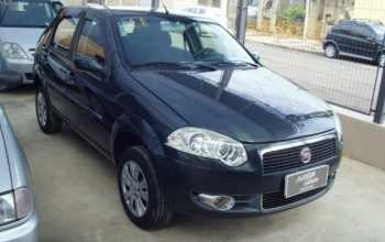 Fiat Palio 2011 ATTRACTIVE 1.4 EVO 8V 4P Manual Cinza