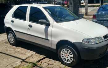 Fiat Palio 2004 1.0 Mpi Fire 8v 4P Manual Branco