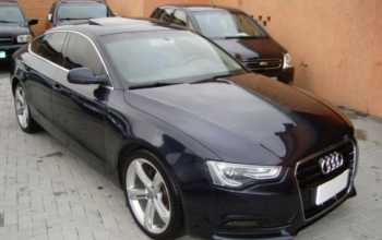 Audi A5 2013 2.0 TFSI sportback 4P Automático Azul