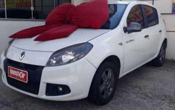 Renault Sandero 2014 1.0 TECH RUN 16V FLEX 4P MANUAL Branco