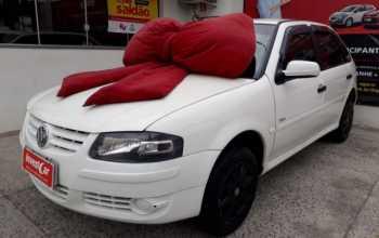Volkswagen Gol 2014 1.0 MI 8V FLEX 4P MANUAL G.IV Branco