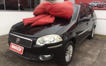 Fiat palio weekend 1.4 mpi fire elx 8v flex 4p manual