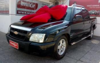Chevrolet s10 gm 2.4 mpfi advantage 4x2 cd 8v flex 4p manual