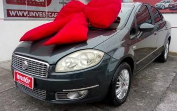 Fiat linea 1.9 mpi hlx 16v flex 4p automÁtico