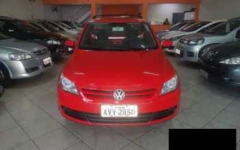 Volkswagen Saveiro 2013 MI TRENDLINE CS 1.6 8v 2P Manual Vermelha