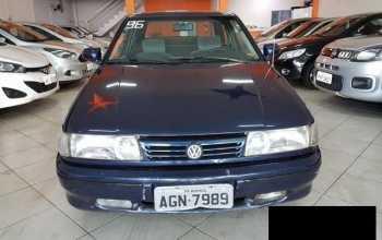 Volkswagen Logus 1996 GL 1.8 4P Manual Azul