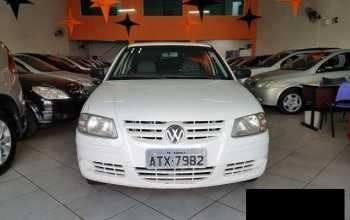 Volkswagen Gol 2011 GIV 1.0 4P Manual Branco