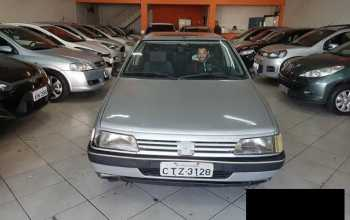 Peugeot 405 1998 SRI 1.8 4P Manual Cinza