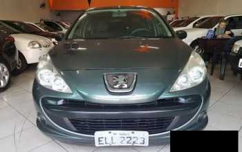 Peugeot 207 2010 PASSION XR 1.4 4P Manual Cinza