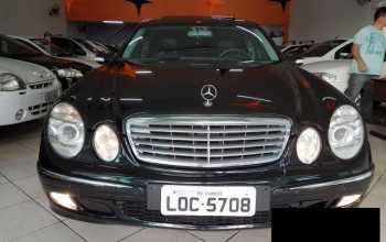 Mercedes 320 2003 4P Automático Outra